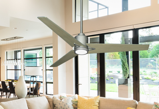 Can Ceiling Fans Be As Popular As Air-Conditioning?